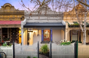 Off market single front in leafy Fitzroy North
