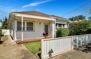 A surprise win at auction for $840,000 in West Footscray