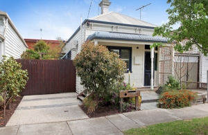 Renovated single front with off street in Footscray