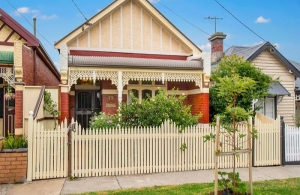 Characteristic Victorian in Ascot Vale