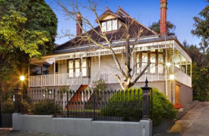 Period house on 1000sqm in Moonee Ponds
