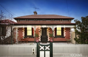 Stunning brick double-fronted Victorian in Yarraville