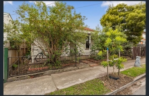 A renovator's exciting blank canvas... in Yarraville Village