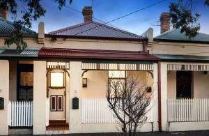 Central and renovated single front in Coburg