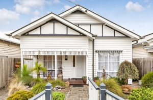 Family home in West Footscray