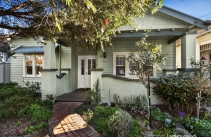 Californian Bungalow on a big block in West Footscray