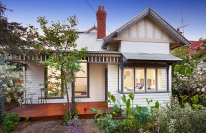 A lovely family home in St Kilda East