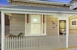 Single-Front Investment in Yarraville
