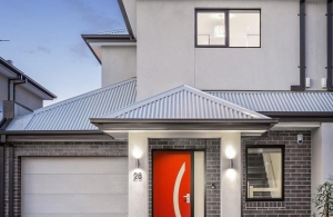 Beautiful Townhouse Secured For Investment in Yarraville