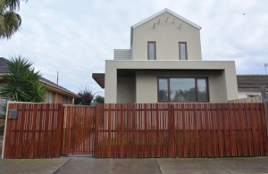 Grand style in Yarraville