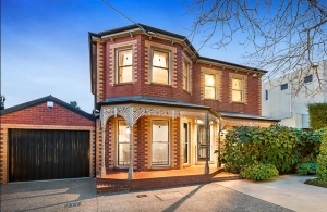 At home in Caulfield South
