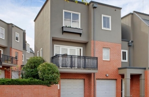 Triple Storey Townhouse with Double Garage in Kensington