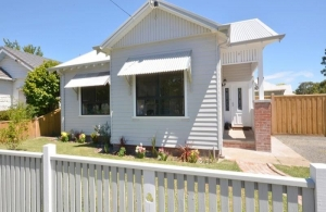 Renovated and characteristic period home in Ballarat East