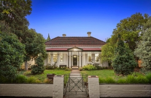 Heritage charm in Fitzroy North