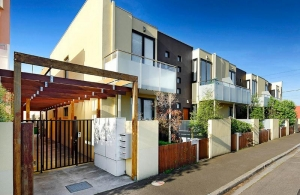 Off market townhouse in Yarraville for a young home buyer