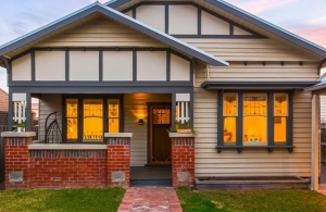 Stunning California Bungalow in Manifold Heights won at Auction