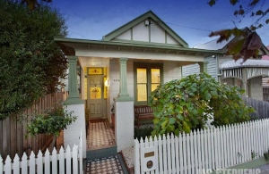 Gorgeous single fronted home in Seddon